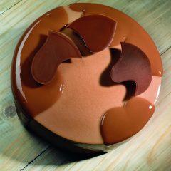 Valrhona Bahibe 46% Dark Milk Chocolate Feves  13-VC9997