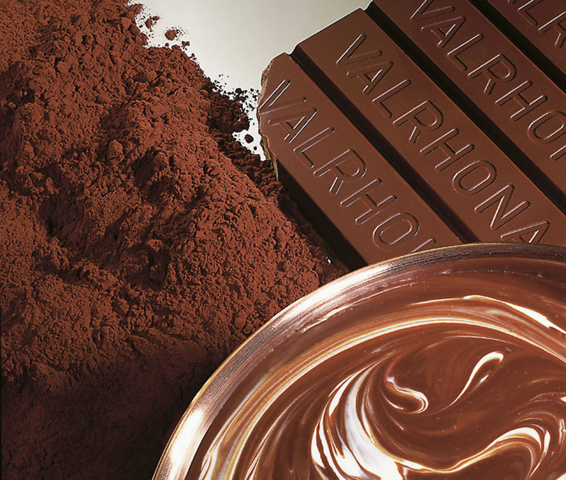 Valrhona Chocolate Cake Recipe