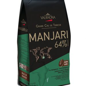 Valrhona Manjari 64% Dark Chocolate Feves  #4655