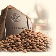 Callebaut 33.6% Milk Chocolate Callets  #823