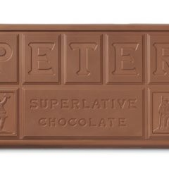 Peter's Broc Milk Chocolate 10 lb block
